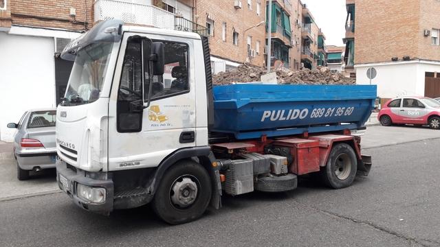 CONTENEDORES Y EXCAVACIONES PULIDO - foto 8