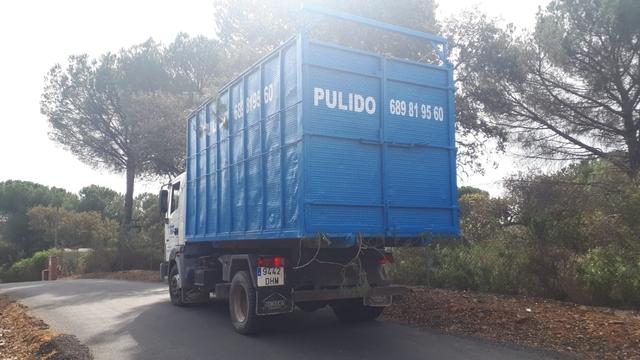 CONTENEDORES Y EXCAVACIONES PULIDO - foto 5