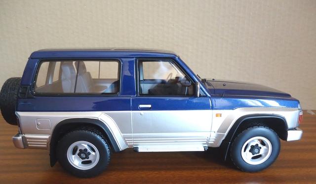 Nissan Patrol Gr 1:18