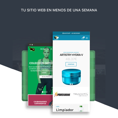 DISEÑO,  SEO Y  MANTENIMIENTO SITIOS WEB.  - foto 2