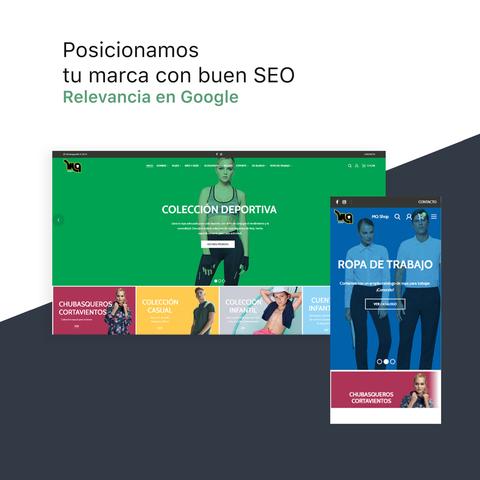 DISEÑO,  SEO Y  MANTENIMIENTO SITIOS WEB.  - foto 4