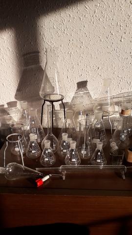 Schott Duran Material Laboratorio