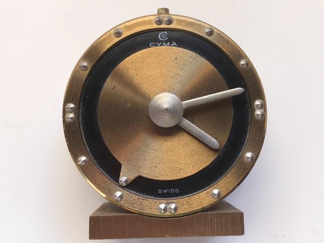 Reloj Despertador Cyma (Invidentes)