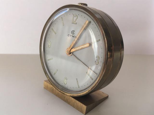 Reloj Cyma Despertador