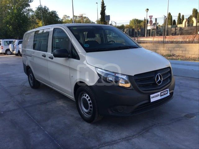 MERCEDES-BENZ - VITO 114 CDI MIXTO LARGA - foto 2
