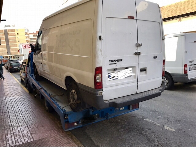 GRÚA COCHES - foto 2