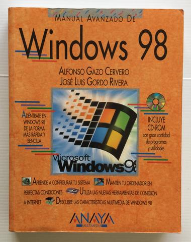 MANUAL AVANZADO DE WINDOWS 98 ANAYA - foto 1