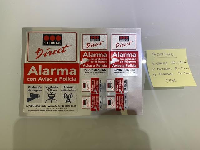 Carteles De Securitas Direct
