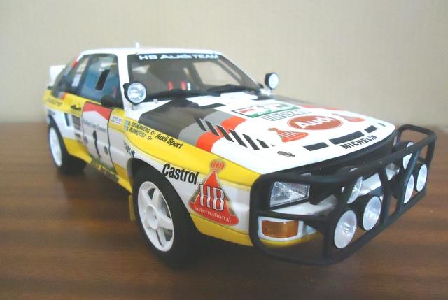 Audi Sport Quattro 1:18