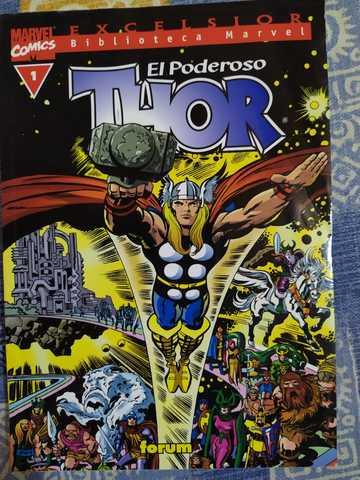 Colección De Thor Vendo
