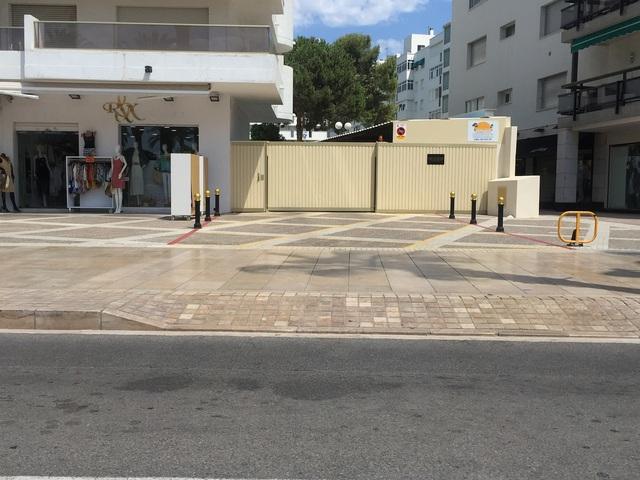 Salou Parkings Alquiler · Días · Semanas