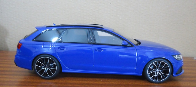Audi Rs6 Performance 1:18
