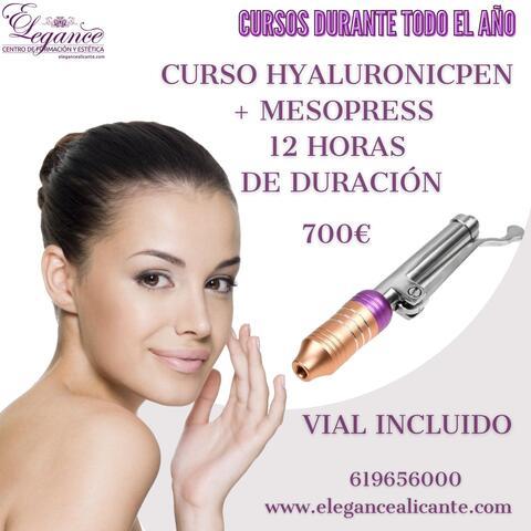 CURSO MESOPRESS Y HYALURONIC - foto 3