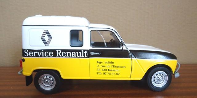 Renault 4L F4 1:18