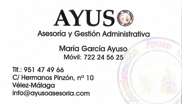 AYUSO ASESORÍA - foto 2