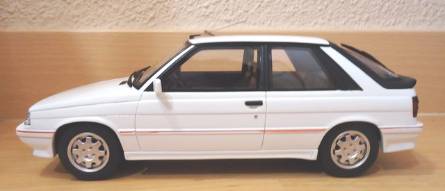 Renault 11 Turbo 1:18