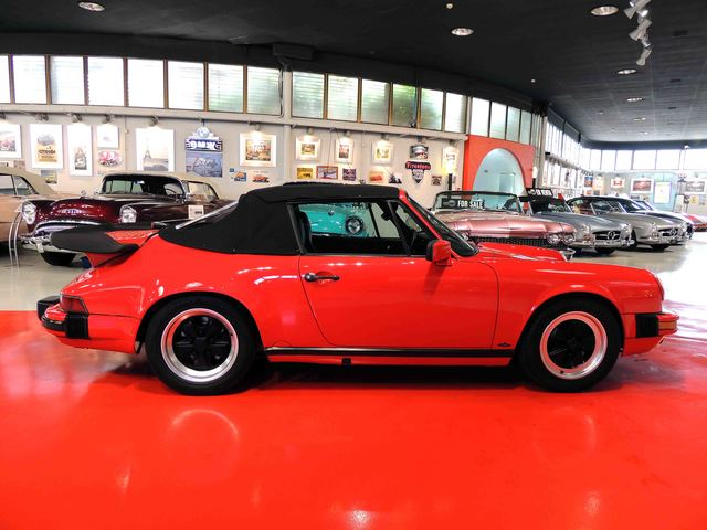 PORSCHE - 911 CARRERA 3. 2 CABRIO 1987 - foto 4