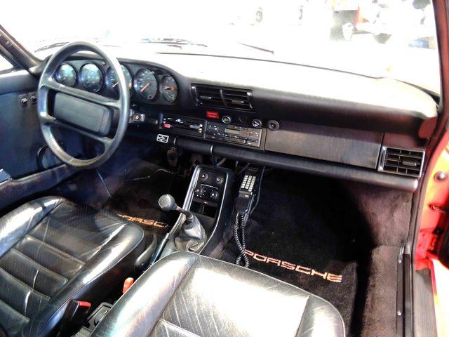 PORSCHE - 911 CARRERA 3. 2 CABRIO 1987 - foto 8