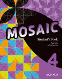 MOSAIC STUDENT\\\'S BOOK 4º ESO OXFORD - foto 1