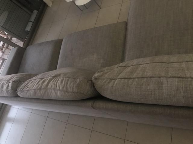 Enjoyable Sofa Kivik Ikea 3 Plazas Chaiselongue Uwap Interior Chair Design Uwaporg