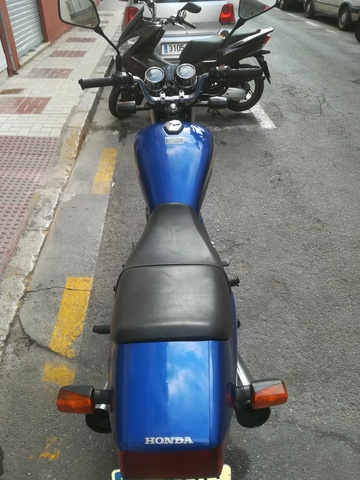 HONDA - CB 250 TWO FIFTY - foto 1