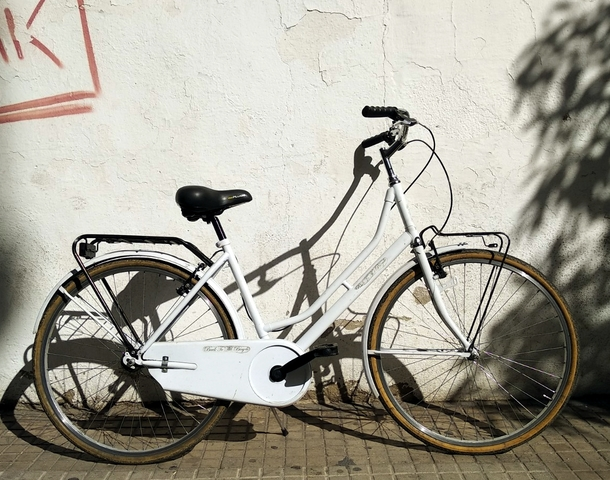 Bicicleta Urbana, Paseo, Ciudad