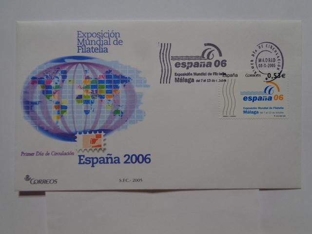 Exposicion Filatelia - Malaga