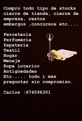 COMPRO STOCKS CARLOS - foto 1