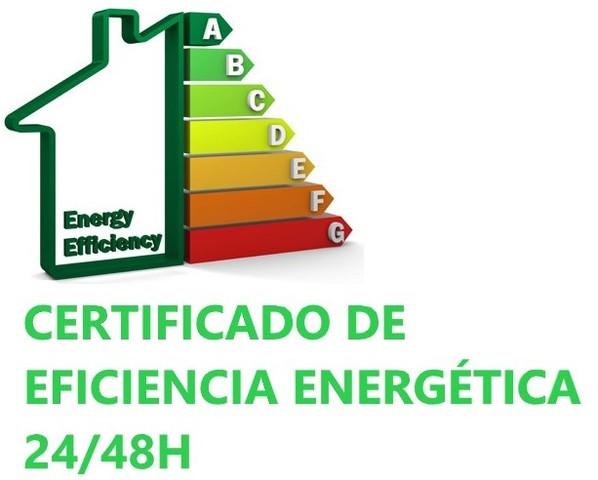 CERTIFICADO EFICIENCIA ENERGETICA 44 E - foto 1