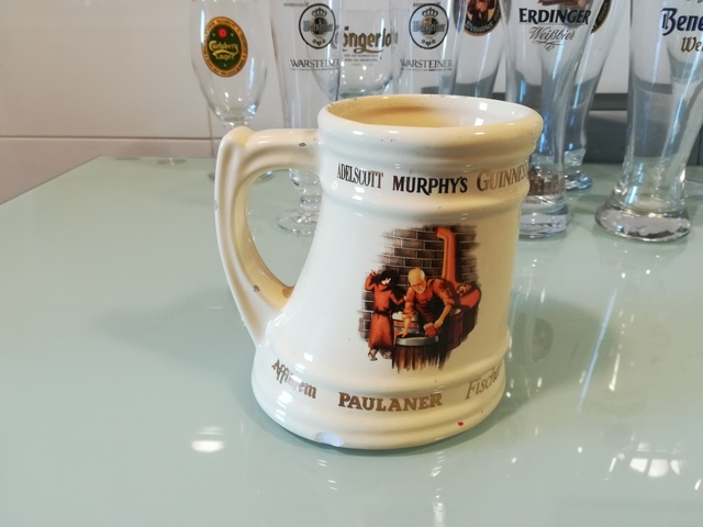 Jarra Cerveza Porcelana Varias Marcas