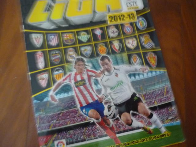 Album Liga Este 2012-2013