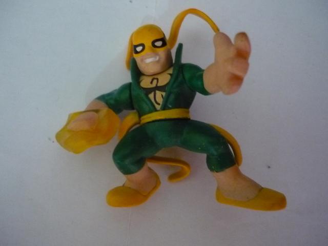 Puño De Hierro Figura Muñeco Marvel