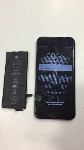 TRIS PHONE.  CAMBIO BATERIA IPHONE 6, 7, 8 - foto 3