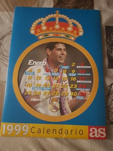Real Madrid 1999