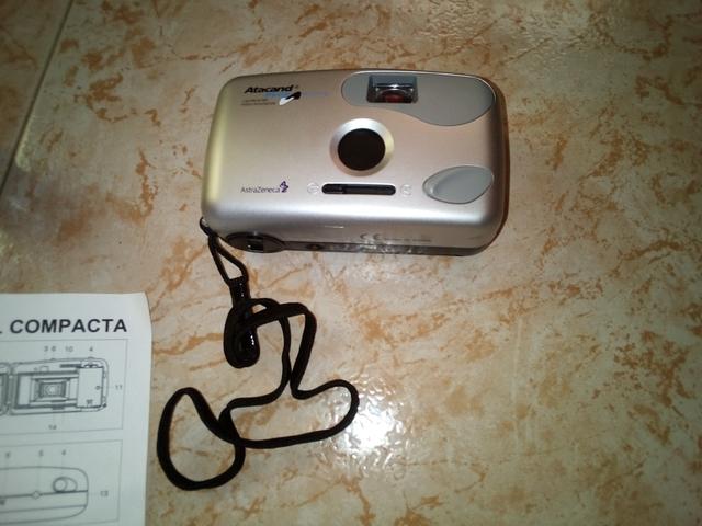CÁMARA MANUAL COMPACTA - foto 2
