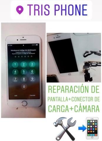 REPARACION PANTALLA IPHONE 6/7/8/X/XR/11 - foto 2