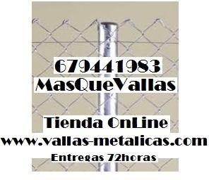 Vallas,  Cercados,  Mallas Metalicas