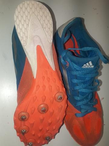 zapatillas adidas clavos