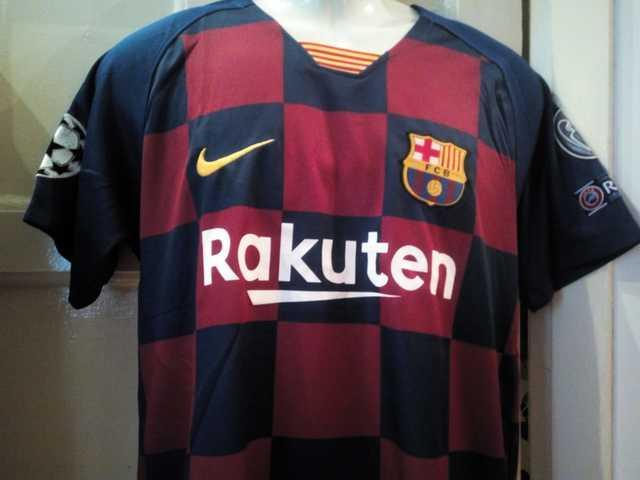 MIL ANUNCIOS.COM Camiseta barcelona Segunda mano y