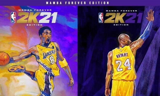 MT  NBA 2K21 XBOX SERIES X Y XBOX ONE - foto 1