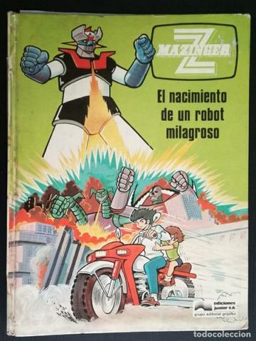 MAZINGER Z VARIOS NÚMEROS,  1978.  - foto 1