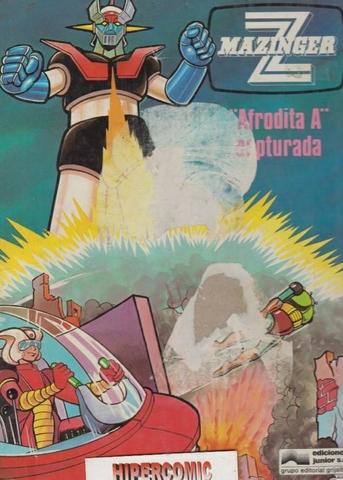 MAZINGER Z VARIOS NÚMEROS,  1978.  - foto 2