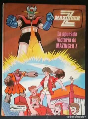 MAZINGER Z VARIOS NÚMEROS,  1978.  - foto 3