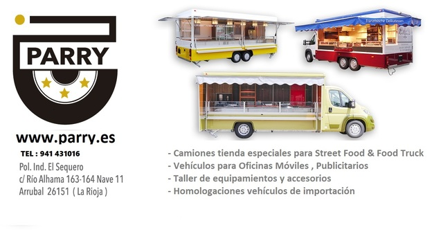 Mil Anuncios Com Camiones Tienda Para Venta Ambulante Segunda Mano Y Anuncios Clasificados