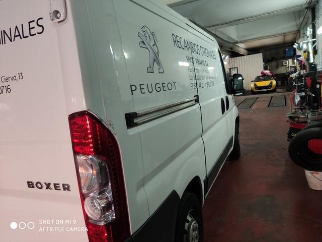 PEUGEOT - BOXER L1H1 - 140, 95€/MES - foto 8