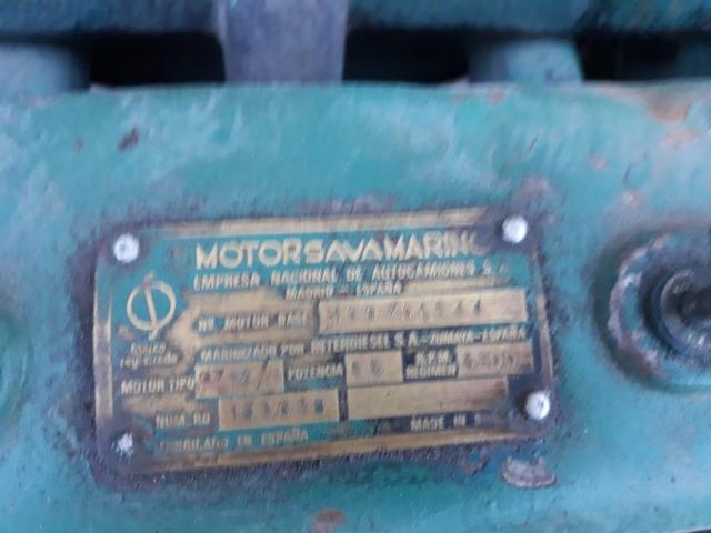 MOTOR SAVA DIESEL 65CV - foto 1