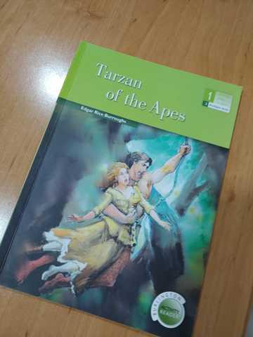 TARZAN OF THE APES - foto 1