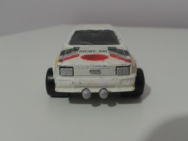 Audi Quattro .Majorette