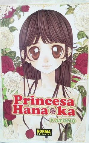 MANGA - PRINCESA HANA KA - KAYONO - foto 1