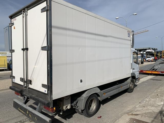 Derivabrisas para mercedes antos 2012-camión 2 puertas delante